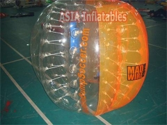 Half Color Bubble Soccer