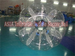 Transparent Bubble Soccer Ball