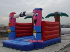 16 Foot Clown Inflatable Jumping Castle