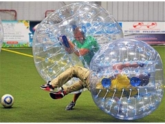 Various Styles How to use Bubble Soccer Ball?