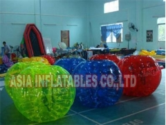 Various Styles Full Color Bubble Soccer Ball