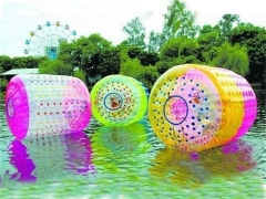 Colorful Water Roller
