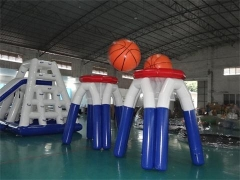 Inflatable Basketball Shooter Game