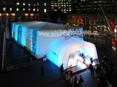 Giant Inflatable Cube Tent