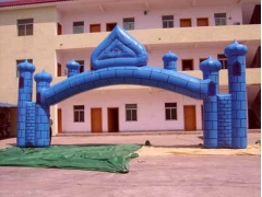 Custom Advertsing Inflatable Arches