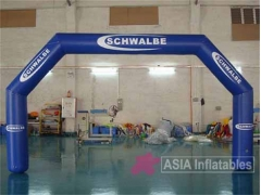 20 Foot Blue Inflatable Standard Arch