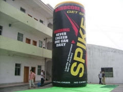 Tall 8m Inflatable Can Replica