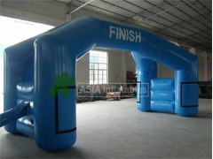 Stable Inflatable Racing Double Arch
