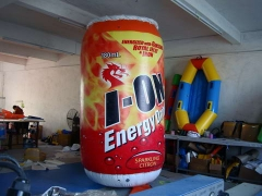 10 Foot Inflatable Can Replica