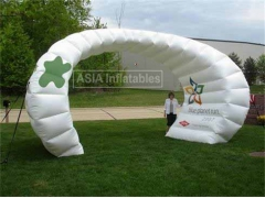 26 Foot Advertising Inflatable Billbord Arch