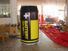 Battery Energy Drink Can