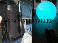 LED Light Backpack Balloon