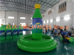 12 Foot Inflatable Sprite Bottle