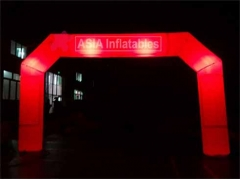 LED Lights Lighting Inflatable Arch