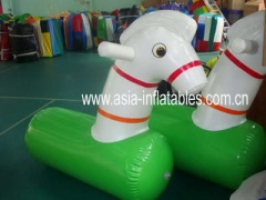 Pony Hops Inflatable Race Games
