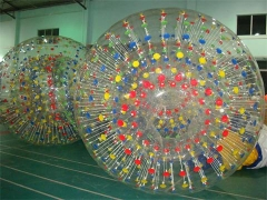 Colorful Dots Zorb Ball