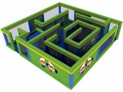 Small Inflatable Maze
