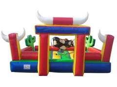 Extreme Rodeo Mechanical Bull Game