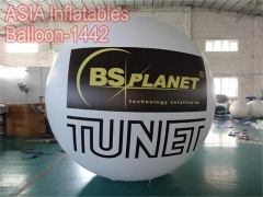 BS Planet Branded Balloon and Balloons Show