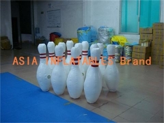 Inflatable Bowling Bottles