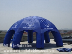 Outdoor Inflatable Dome Tent