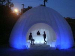 Lighting Inflatable Tent