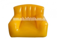 Yellow Inflatable Sofa