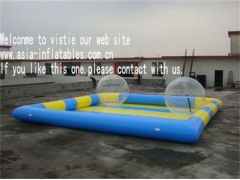 Commercial Grade Inflatable Pools