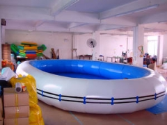 Reinforced Inflatable Pool