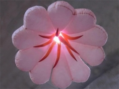 LED Light Inflatable Flower