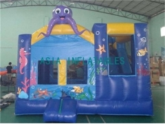 4 In 1 Octopus Inflatable Jumping Castle Combo