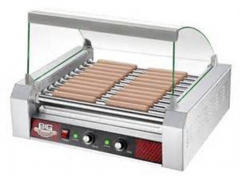 9 Roller Hot Dog Machine