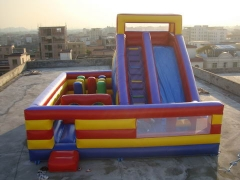 3 In 1 Inflatable Slide Combo
