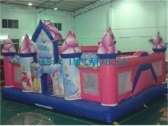5 In 1 Disney Princess Palace Caslte Combo