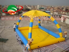 Colorful Inflatable Pool Tent