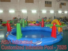 Backyard Inflatable Pool