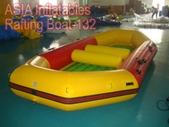 2 Seats Inflatable Rafting Boat