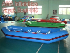 4 Seats Inflatable Boat