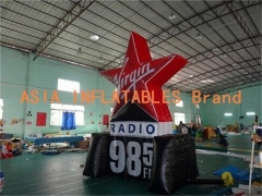 Rocks Inflatable Radio Model