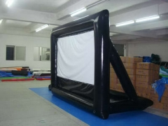 Air Sealed Inflatable Movie Screen