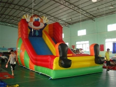 Inflatable Clown Slide