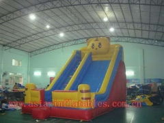 Inflatable Bear Slide