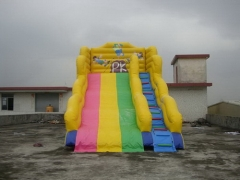 Inflatable Sports Slide