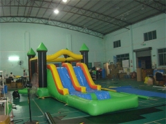 Bounce Water Slide Inflatable Combo