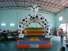 13 Foot Dalmatian Bouncer
