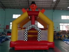 Clown Bounce House