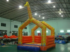 Inflatable Giraffe Bouncer