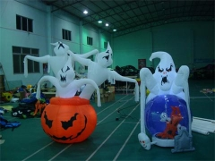 Halloween Inflatable Ghosts