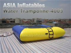 Square Water Trampoline