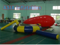 Small Inflatable Water Park